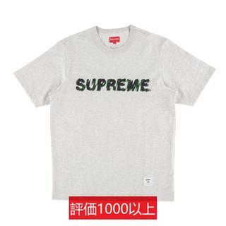 シュプリーム(Supreme)のSupreme Shatter Tee 灰L(Tシャツ/カットソー(半袖/袖なし))
