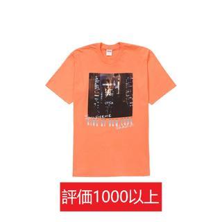 シュプリーム(Supreme)のSupreme King Of New York Tee オレンジL(Tシャツ/カットソー(半袖/袖なし))