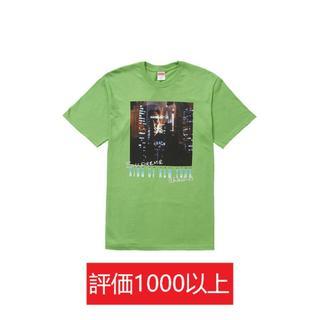 シュプリーム(Supreme)のSupreme King Of New York Tee 緑L(Tシャツ/カットソー(半袖/袖なし))