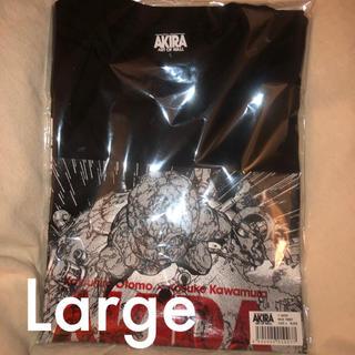 Lサイズ AKIRA TEE 半袖 Tシャツ(Tシャツ/カットソー(半袖/袖なし))