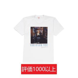 シュプリーム(Supreme)のSupreme King Of New York Tee 白L(Tシャツ/カットソー(半袖/袖なし))