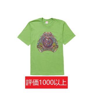 シュプリーム(Supreme)のSupreme Knot Tee 緑L(Tシャツ/カットソー(半袖/袖なし))