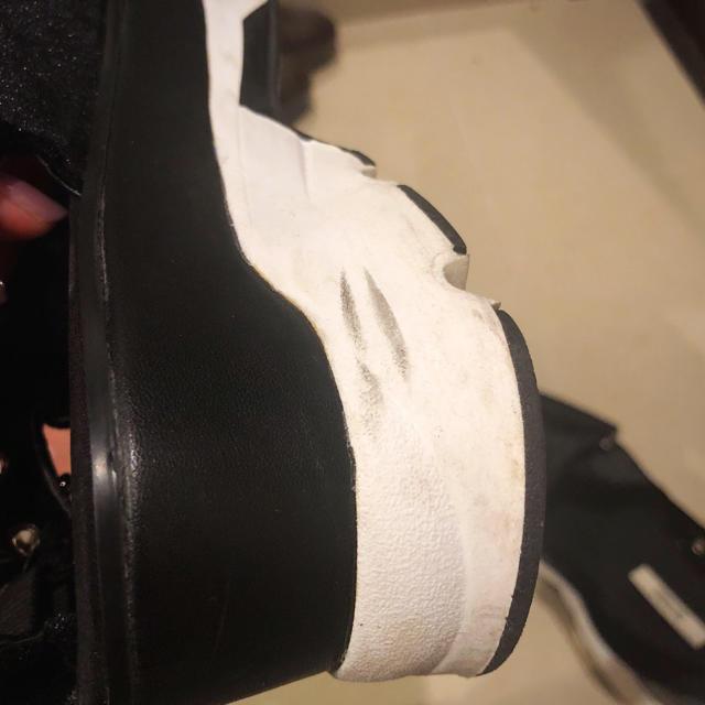 snidel(スナイデル)のスニーカー サンダル レディースの靴/シューズ(サンダル)の商品写真