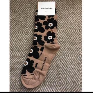 marimekko - 25から26センチ マリメッコ   靴下