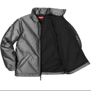 Supreme - supreme Iridescent Puffy Jacket