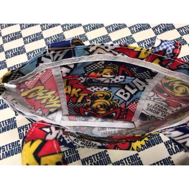 HYSTERIC MINI(ヒステリックミニ)のヒスミニ   ヒステリックミニ  ミニバック キッズ/ベビー/マタニティのこども用バッグ(その他)の商品写真