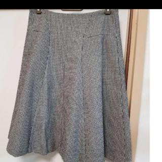 しまむら - 千鳥柄スカート