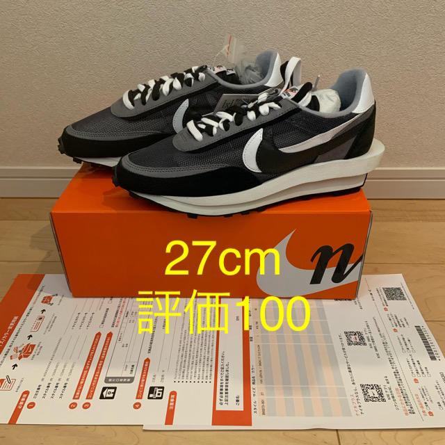 NIKE(ナイキ)のsacai nike waffle 27cm メンズの靴/シューズ(スニーカー)の商品写真