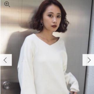 MURUA - ムルーア☆トップス☆ホワイト