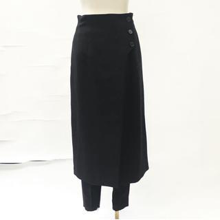 ENFOLD - 美品 ENFOLD18AW スカートパンツ