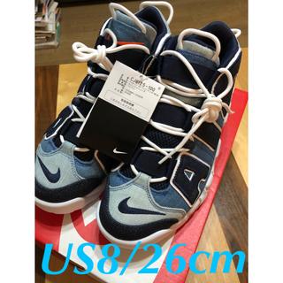 NIKE - Nike Air More Uptempo 96 Denim US8/26cm