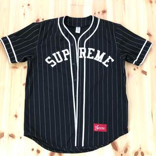 Supreme - supreme baseball shirt