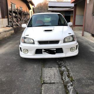 トヨタ - 車検2年 ep91 スターレット 5速MT H10年 グランツァV  車高調