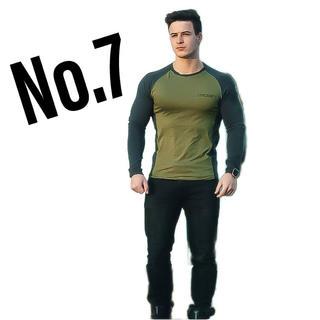 【メンズ トレーニングウェア 】⑦ Lサイズ(トレーニング用品)