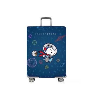 スヌーピー(SNOOPY)のドルチェ姫様 専用 スーツケースカバー スヌーピー 宇宙 XL(スーツケース/キャリーバッグ)