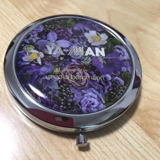 ヤーマン(YA-MAN)のヤーマン 拡大鏡付きコンパクトミラー(ミラー)