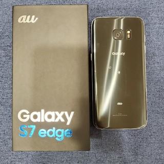 SAMSUNG - GALAXY s7 edge SIMフリー(美品)
