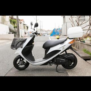 スズキ - 現状車 suzuki アドレス V50 走行激少 自賠責付 原付 名古屋市