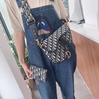 Dior -  diorショルダーバッグと財布セット