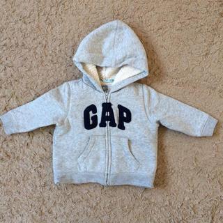 babyGAP - GAP ボアパーカー 80