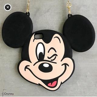 Disney - ミッキーマウス iphoneケース