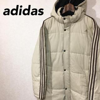 adidas - adidas アディダス ベンチコート ロングコート ボアコート