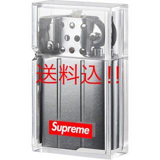 Supreme - 新品!送料込‼︎19FW supreme Lighter Clear ‼︎