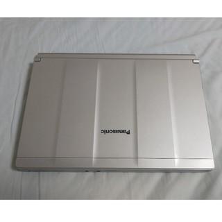 Panasonic - ノートPC let's note cf-nx2 core i5