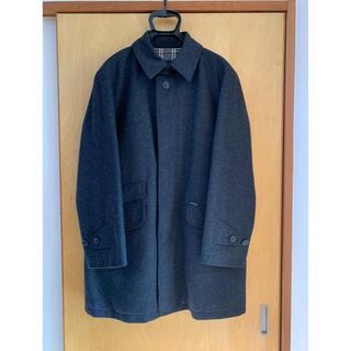 バーバリーブラックレーベル(BURBERRY BLACK LABEL)のバーバリー ブラックレーベル コート グレー M(その他)