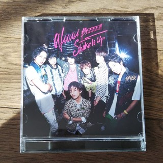 キスマイフットツー(Kis-My-Ft2)のWANNA BEEEE!!!/Shake It Up(初回生産限定<Shake (ポップス/ロック(邦楽))