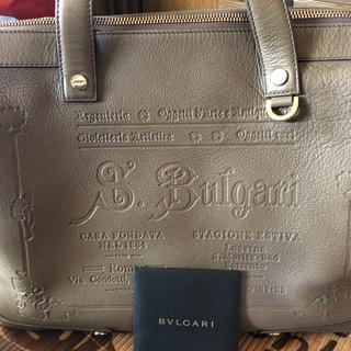 ブルガリ(BVLGARI)の美品 BVLGARI トートバッグ ブルガリ(トートバッグ)