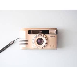 KONICA MINOLTA - 完動品 Konica TZ-114 コンパクトフィルムカメラ