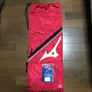 ミズノ(MIZUNO)の新品 ミズノ テニスラケットケース(バッグ)