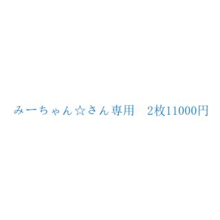 シャネル(CHANEL)のみーちゃん☆さん専用 2枚11000円(パーカー)