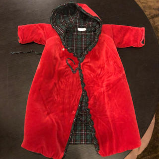 ラルフローレン(Ralph Lauren)のラルフローレン 全身ポンチョ 70サイズ(ジャケット/コート)