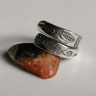 カレン族 シルバー リング (リング(指輪))