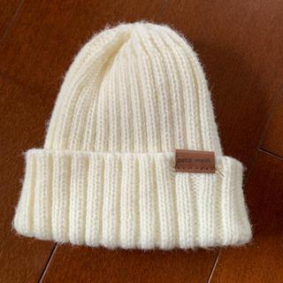 petit main - プティマイン   ニット帽 S
