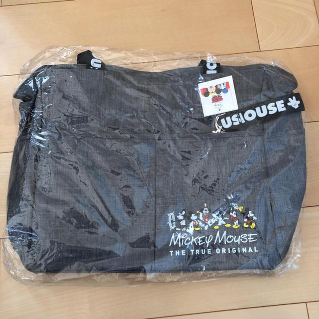 ミッキーマウス(ミッキーマウス)の新品ミッキー トートバッグ レディースのバッグ(トートバッグ)の商品写真