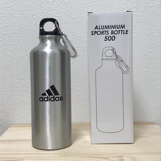 adidas - 超軽量!!adidas アディダス アルミ スポーツボトル