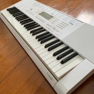 カシオ(CASIO)のカシオ ナビゲーション キーボード LK-211(電子ピアノ)