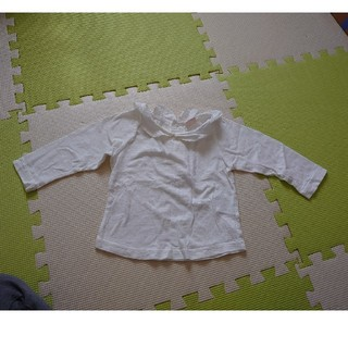 petit main - 女の子80  長袖シャツ