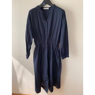 chocol raffine robe - chocol raffine robe シャツワンピース