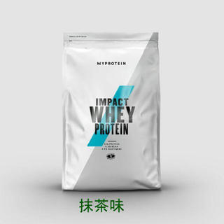 MYPROTEIN - 抹茶味 MYPROTEIN Impact ホエイ プロテイン 1kg