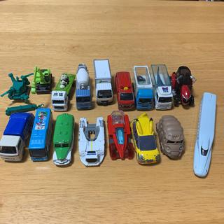 Takara Tomy - 【トミカ】特殊車両 17台セット まとめ売り ☆