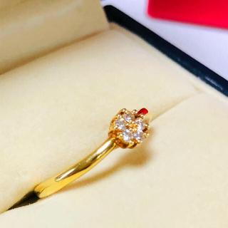 タサキ(TASAKI)のTASAK タサキ ダイヤモンドリング(リング(指輪))
