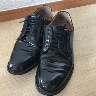 アオキ(AOKI)のLASSU&FRISS ビジネスシューズ ブラック(ドレス/ビジネス)