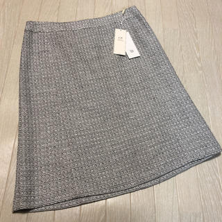 23区 - 新品 23区 ツイード スカート  大きいサイズ