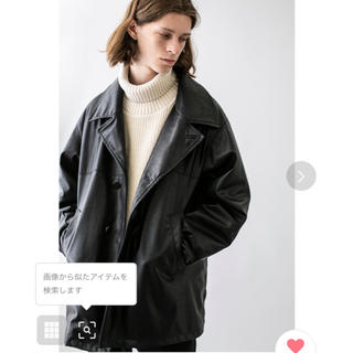 BEAUTY&YOUTH UNITED ARROWS - monkey time フェイクレザージャケット モンキータイム