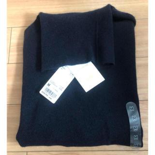 UNIQLO - カシミヤタートルネックセーター