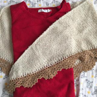 サマンサモスモス(SM2)のセーター&ショール(ニット/セーター)